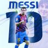 Ballon d'or : Messi