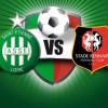 La finale ASSE-Rennes (Coupe de la Ligue)