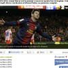 Buzz : L'Equipe.fr «brise» le suspense du ballon d'or !