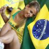 Supportrices brésiliennes en images